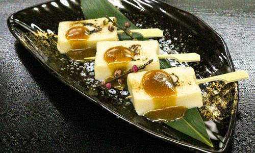 焼く | 源屋の豆腐のおいしい食べ方